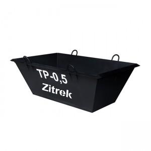 Тара для раствора ТР-0.5