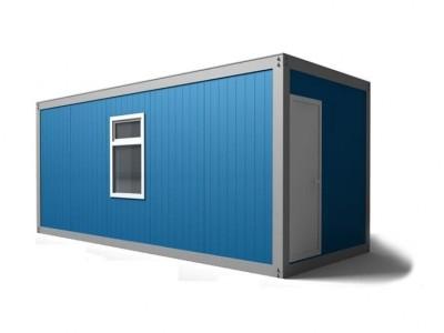 Бытовка (блок-контейнер) 6м