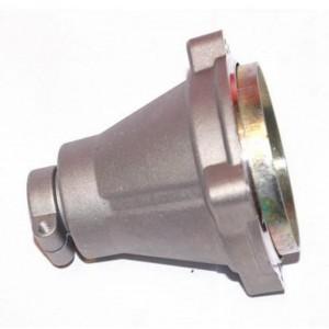 Редуктор верхний в сборе мотокоса (28 мм) 9 зуб (разборный)